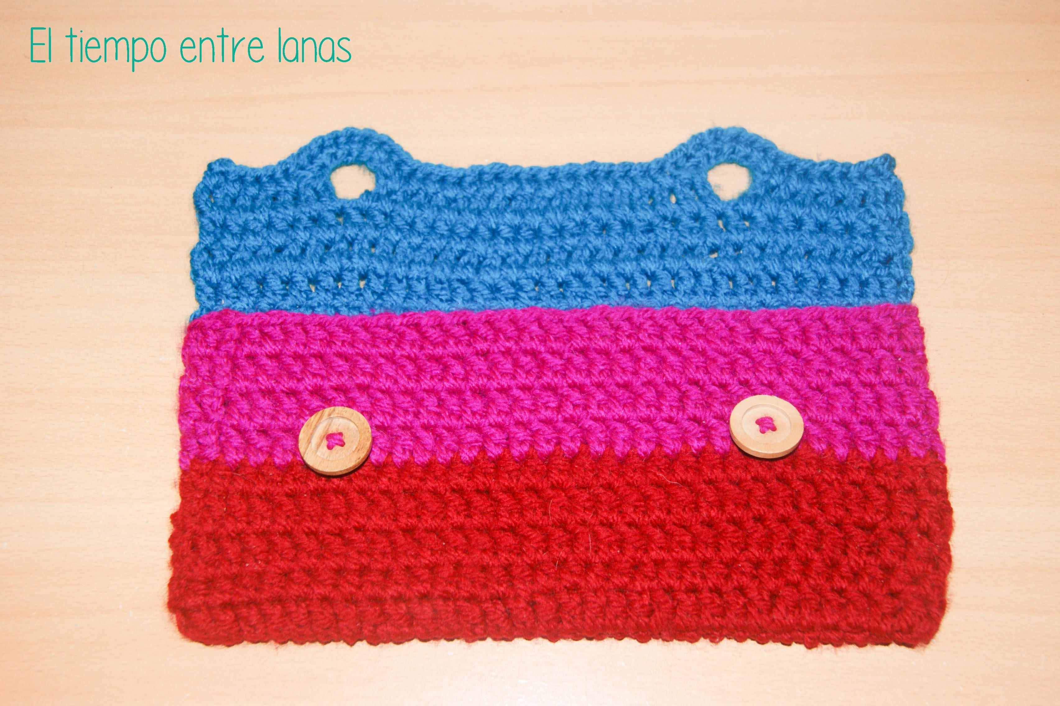 crochet – El tiempo entre lanas